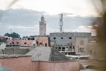 HONEYMOON morocco
