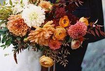 INSPIRATION autumn / autumn weddings