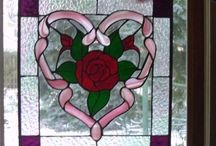 Creativity : Stained and Coloured Glass / I love stained and coloured glass, and especially the beautiful windows (usually in churches) made with it.  These posts are some of the beautiful creations I have found from other pinners.