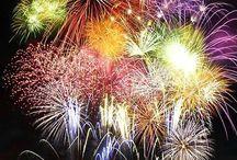 Celebration : Fireworks