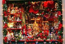 Christmas : Scenery & Decorations around the world