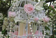 Everything Girly - Pretty Things / Lace,  Beautiful Bedrooms,  Pearls,  Bows,  Soft,  Fluffy,    Dreamy,  Ribbons,  Pink,  Pastel !!!  Things that make us feel we really are made from sugar & spice.