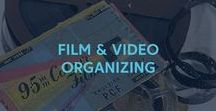 Film & Video Organizing / Home Video and Film Organizing Tips      The Photo Organizers - We Tell Your Stories. Find one, become one at www.appo.org.  Get photo organizing tips at thephotoorganizers.com
