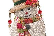 Creativity : Snowmen