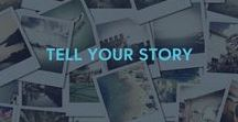 Tell Your Story / Our favorite tips on how to tell your story with your photos #thephotoorganizers      The Photo Organizers - We Tell Your Stories. Find one, become one at www.appo.org.  Get photo organizing tips at thephotoorganizers.com