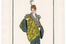 Fashion plates 1910-1915 / by Jeannette Huij