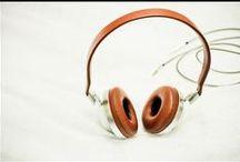 Headphones / Speakers / Music / Headphones I like