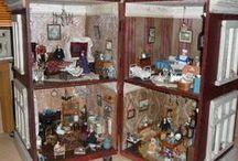 Dolls Houses & Miniature Crafts