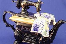 Collectables : Teapots - unusual designs