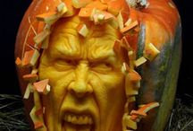 Creativity : Food Carving & Food Art / Talented people who carve from food items and turn them into works of art.