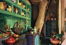 Cozinhas fofas, quero todas!!! / by Raphaelle Brito