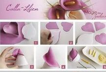 Cakes : Decorative Icing Ideas / by Caroline Rainbird