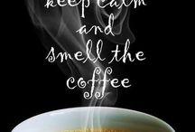 Caffeine Kick / Coffee coffee coffee.