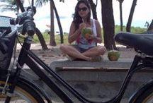 Bicicletas / Inspirações / by Raphaelle Brito