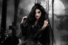 Style & Art: Gothic & Dark  ❤ (all things I found..)