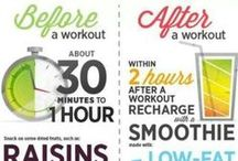 Healthy Tips and Infographics