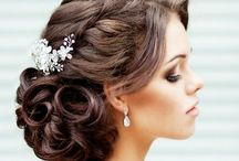 """Fashion : Hair : Beautiful """"Do's"""" / Most of these are formal, for a wedding or elegant occasion, but so beautifully done, they have to be admired. Some are a bit much (for my taste), but still have been styled perfectly. A tribute to the artists whose talents create beautiful heads of hair."""