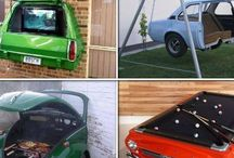 Creativity : Anything but a Car / Started off as a car and ended up .....