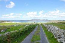 Walks & Treks / Connemara is renowned for its wonderful walks and treks.
