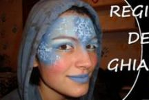 Face painting video tutorial / List of video tutorials to make-up face and face painting