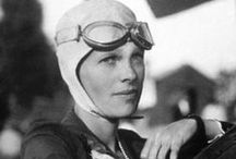 The Women of Aviation / This board is dedicated to honor the women of aviation.