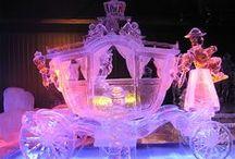Creativity : Ice / Snow Sculpture & Carvings