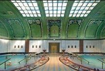 Art nouveau architechture / Jugendstil, szecesszió