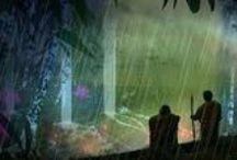 Rain / water, amazing nature, art, design, etc.