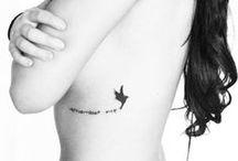 Tattoo's / Boho. Bohemian. Hipster. Henna...