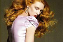 Olga Sherer / Belarusian Fashion Model