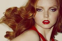 Models: Lily Cole / English Fashion Model & Actress Known For: The Imaginarium of Doctor Parnassus; St. Trinian's; Doctor Who