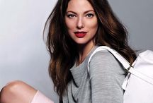 Kate Dillon / Plus-Size Model