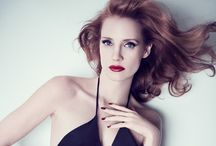 Jessica Chastain / American Actress Known For: Zero Dark Thirty; The Help; Mama