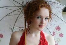 Ivory Flame / English Model AKA: Holly