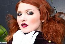 Doe Deere / Russian Model & Make-Up Artist
