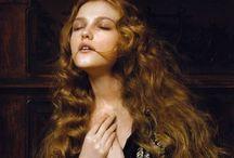 Vlada Roslyakova / Russian Fashion Model
