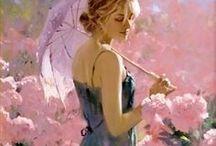 05 - 。♥*゚Art: various - Arte: varie ゚・♥.。