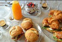 Food, Breakfast & Brunch / Platos deliciosos que disfrutamos en restaurantes y recetas para preparar en casa