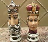 Collectables : Salt & Pepper Shakers