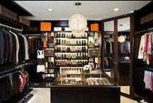 The Closet Diaries / Closets, closets and more closets!
