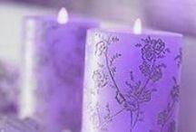 `•♥•´ Color: Purple - Colore: Viola (Lillà - Lavanda etc.) `•♥•´