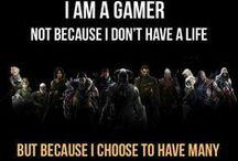 Games - Gamers (players) <-> Giochi e giocatori,  etc.