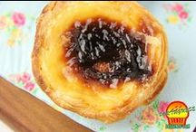 Portuguese Desserts / You will find the most delicious &  world famous Portuguese Desserts right here! :)