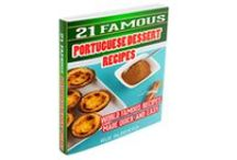21 Famous Portuguese Dessert Recipes / A visual guide to the 21 most famous and influential Portuguese dessert recipes!