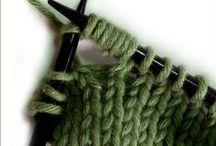 Creativity : Knit & Crochet Class