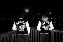 Varsity Jackets / Straight edge varsity jackets, and cool jacket ideas