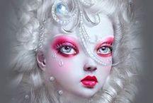 Art - Natalie Shau / Pop surrealism