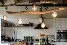 Chic Deco Kitchens / Decoración de cocinas en todos los estilos