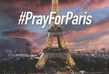 PrayForParis / 11-13-2015
