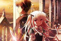 Anime: Absolute duo / #absoluteduo  #anime #geek #hotaku